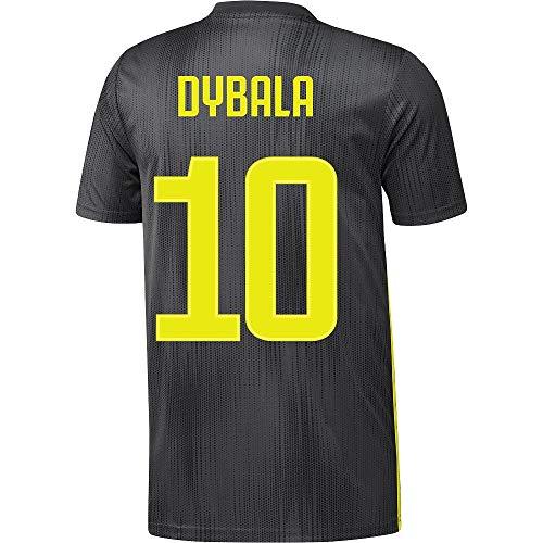 Juventus 3rd Trikot 2018 2019 + Dybala 10 (Fan Style) - XL