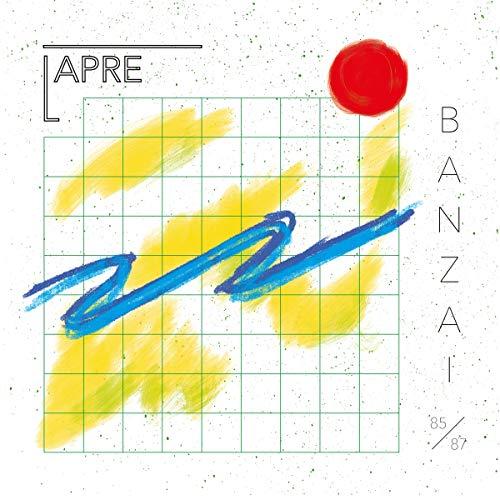 Banzai (Elektronische Musik Aus Berlin 1985 - 87) (LP) Vinil