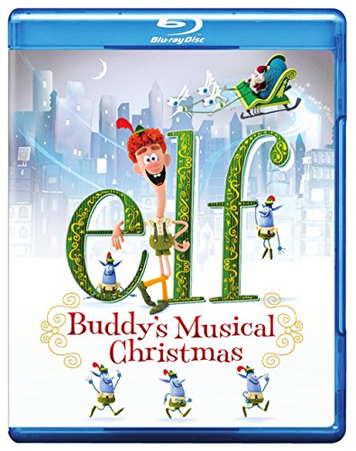 Elf: Buddy's Musical Christmas (Blu-ray+DVD+UltraViolet Combo)