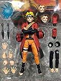 Figura de acción de Naruto Uzumaki Naruto (No Box)...