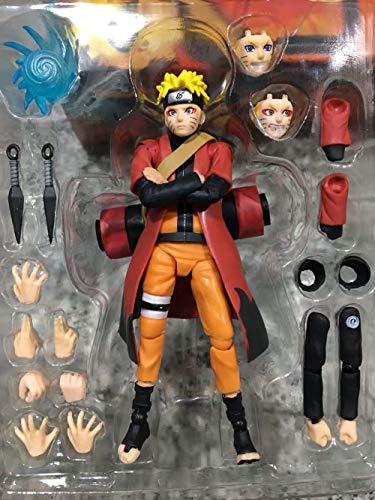 Figura de acción de Naruto Uzumaki Naruto (No Box)
