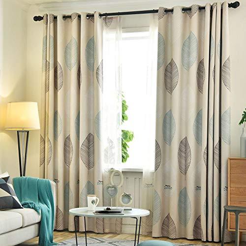 cortinas salon terciopelo beige