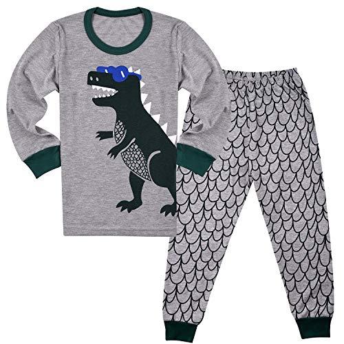 Qtake Fashion - Pijama para niños de 1 a 12 años