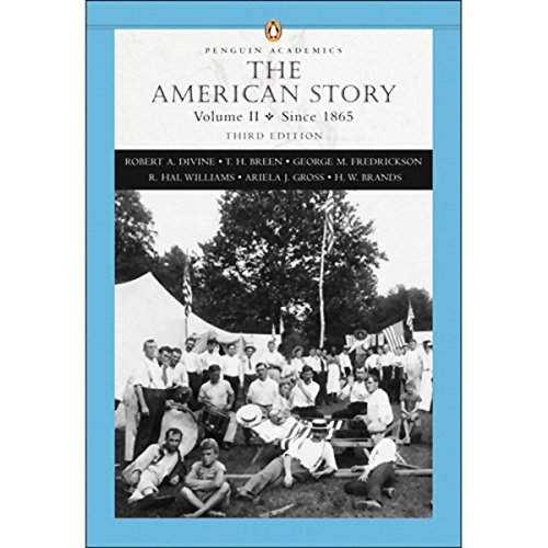 VangoNotes for The American Story, 3/e, Vol. 2 audiobook cover art