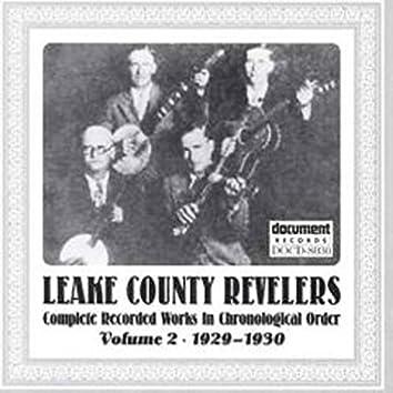 Leake County Revelers Vol. 2 (1929-1930)