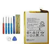 Upplus HB396693ECW Batterie de rechange pour Huawei Ascend Mate 8 M200-UL00 Mate 8 Mate 8 Dual SIM...