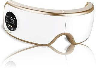 La Luna/ラ・ルーナ 目元エステ 528Hz ソルフェジオ周波数 USB充電 ホットアイマスク 男女兼用 ユニセックス プレゼント 国内正規メーカー