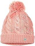 Bench Mädchen FICTIVEREALITY Mütze, Rosa (Light Pink PK168), Medium (Herstellergröße: M/L)