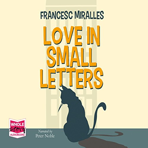 Love in Small Letters audiobook cover art