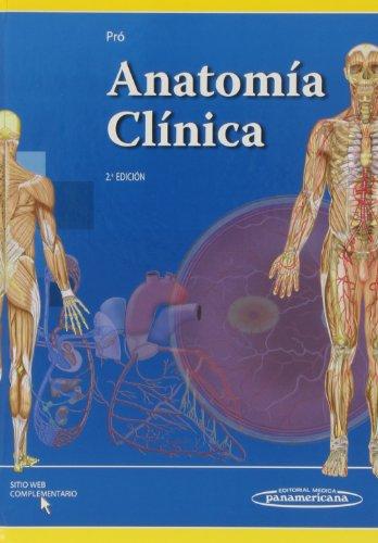 AnatomÍa ClÍnica 2aEd (Spanish Edition)