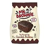 Brownie Mr Brownie con chocolate belga - 1 x 200 gramos