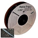 Nastro per irrigazione a goccia, ø 16 mm, spessore della parete 8 mm, fori gocciolatori ogni 20 cm, tubo piatto da 250m, flusso 1,16litri all'ora, made in Italy