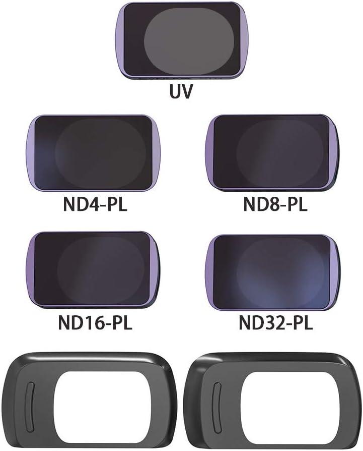 CYNOVA Mavic Max 53% OFF Mini Lens Filter Set ND4 High material 5pcs PL ND8 ND ND16