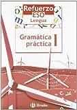 Refuerzo Lengua ESO Gramática práctica I: 1 (Castellano - Material Complementario - Refuerzo Lengua Eso) - 9788421651032