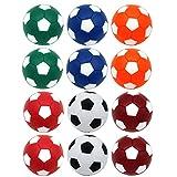 ABOOFAN 16 Unidades de Bolas de Fútbol de Mesa de Fútbol de Repuesto de Bolas de Mesa de Mesa de Mesa de Mesa de Mesa de Fútbol Suministros para Fiestas