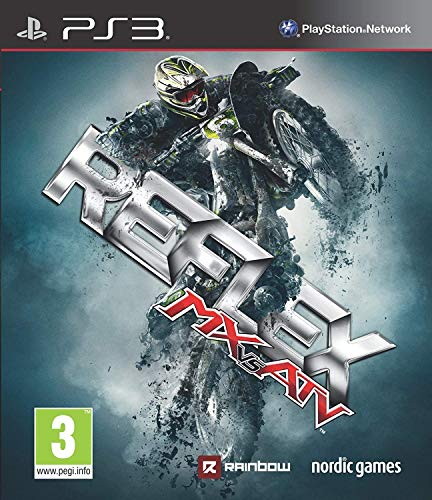 MX VS ATV REFLEX PER PS3 - EDIZIONE ITALIANA
