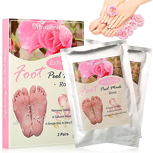 Exfoliante Pies, Mascarilla de Pies, Foot Peel...