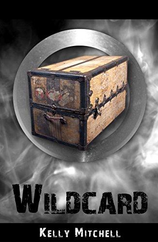 Book: Wildcard (Wildspace (cyberpunk) Book 1) by Kelly Mitchell