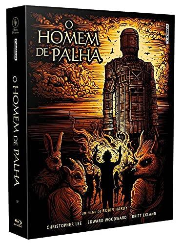 Blu-ray - O Homem de Palha - 2 Blu-rays