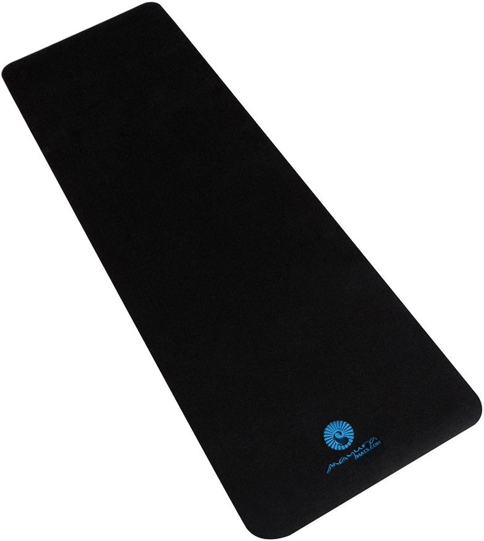 Cvbndfe Umhngetasche für Yogamatte Yoga-Matte PU + Naturkautschuk Umweltfreundliche Tasty Gym Mat, Yoga-Matte passender Ort  Turnhalle, Familie. Yogamatte Taschen für Frauen