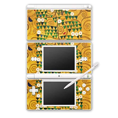 DeinDesign Skin kompatibel mit Nintendo DS Lite Folie Sticker Tree of Life Kunst Vincent Van Gogh
