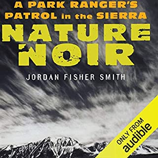 Nature Noir audiobook cover art