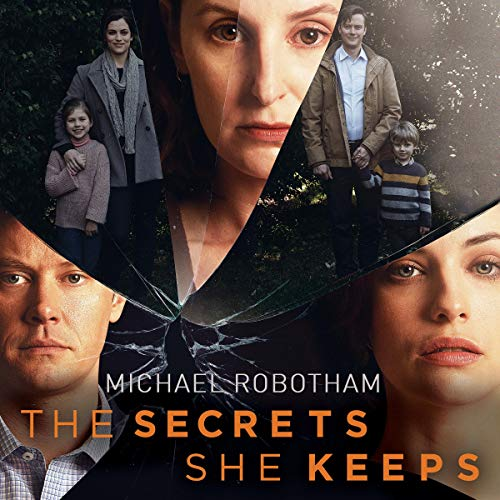 The Secrets She Keeps cover art