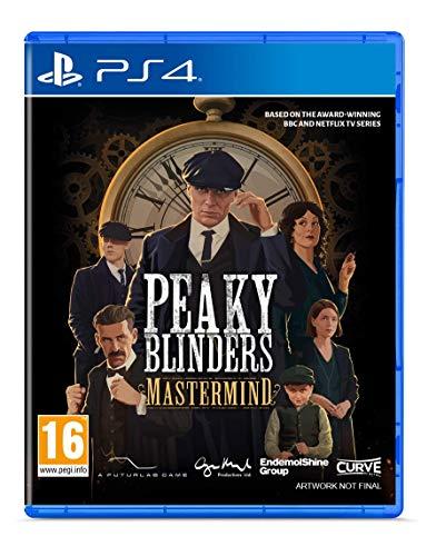 Peaky Blinders Mastermind - Ps4
