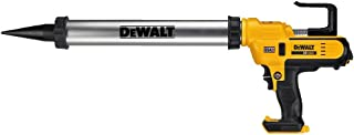 DEWALT 20V MAX Cordless Caulking Gun, Sausage Pack, 300-600ml, Tool Only (DCE580B)