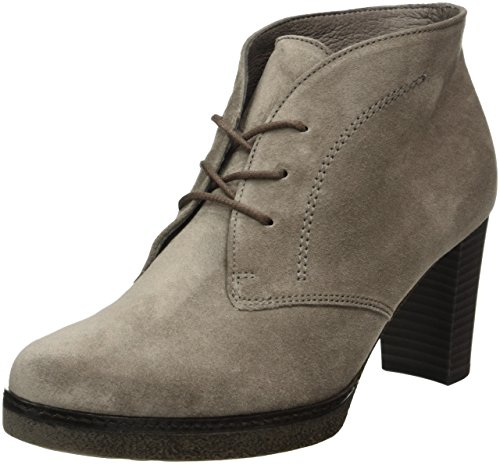 Gabor Shoes Damen Basic Kurzschaft Stiefel, Grau (Wallaby 13), 38 EU