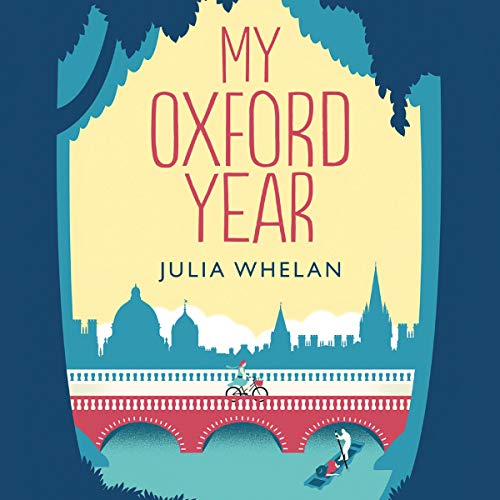 My Oxford Year audiobook cover art