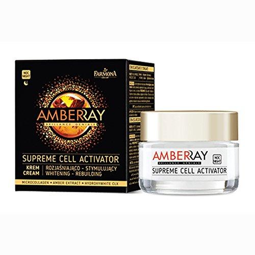 Farmona AmberRay Supreme Cell Activator Nachtcreme 50 ml