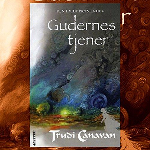 Gudernes tjener (Den Hvide Præstinde 4) audiobook cover art