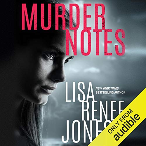 Murder Notes audiobook cover art