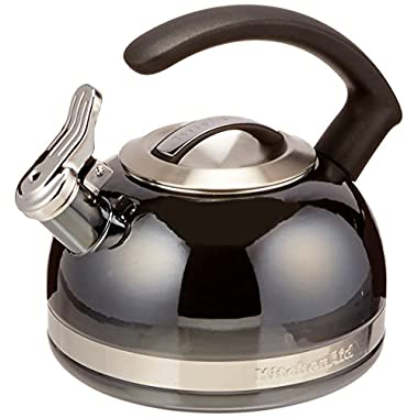 KitchenAid KTEN20CBPR 2.0-Quart Kettle with C Handle and Trim Band - Pyrite