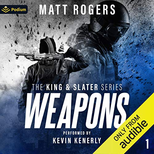 Weapons Audiobook By Matt Rogers cover art