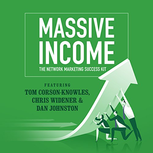 MASSIVE Income audiobook cover art