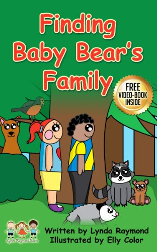 Finding Baby Bear's Family: Abigail Learns the True Meaning of Adoption (The Abigail and Elmer Series Book 3)