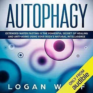 Autophagy audiobook cover art
