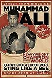 Close Up Muhammad Ali Poster Vintage (61 cm x 91,5 cm) + 1