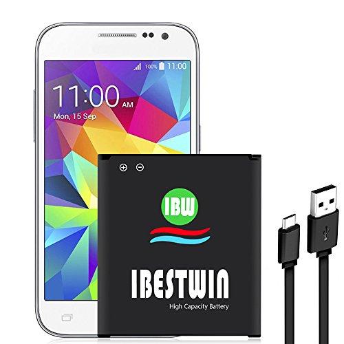 Galaxy Core Prime Battery IBESTWIN 2000mAh Li-ion Replacement Battery...