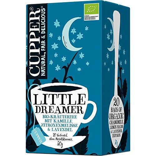 Cupper Bio Little Dreamer Tee, 8er Pack