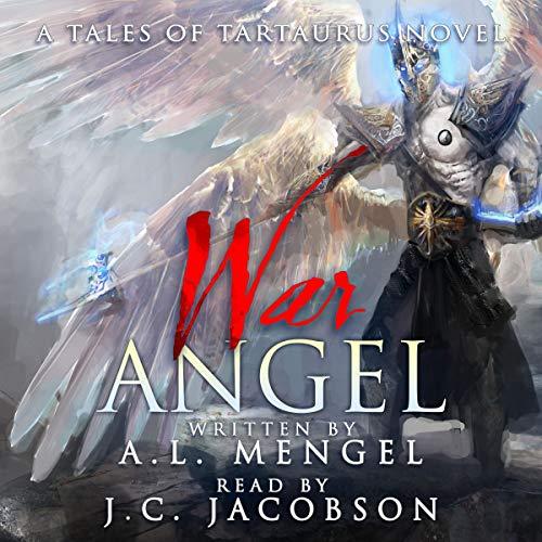 War Angel audiobook cover art