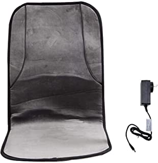 Electric Heating Pad with Fast Heating, Warm Soft Home Office Chair Electric Heating Cushion