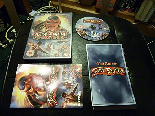 2K Jade Empire: Special Edition, PC, ITA