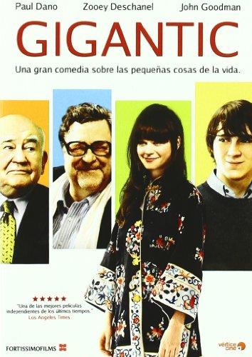Gigantic (Import) (Dvd) (2011) Zooey Deschanel; Paul Dano; John Goodman; Edward