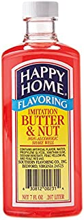 Happy Home Flavoring Imitation Butter & Nut 7 Fl. Oz.