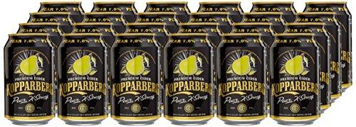 Kopparberg Birne Cider 7.0% (24 x 0.33 l)