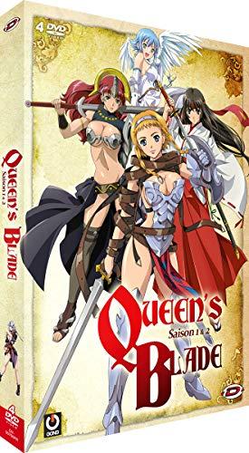 Queen's Blade-Intégrale Saisons 1 et 2 [Édition Standard]
