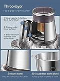 IMG-2 tritatutto da cucina elettrico 350
